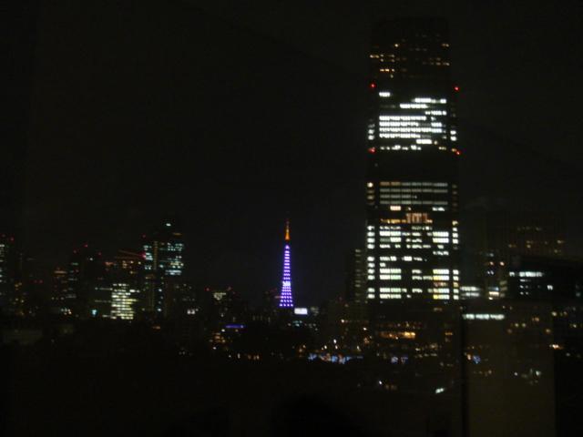 山王病院からの夜景